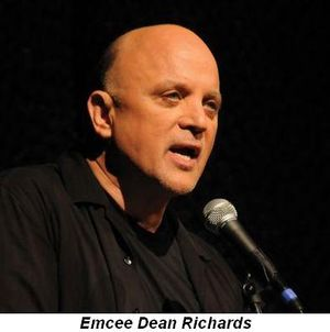Blog 2 - Emcee Dean Richards