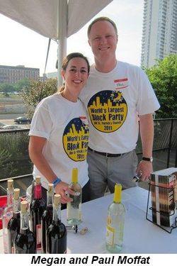 Blog 4 - Megan and Paul Moffat