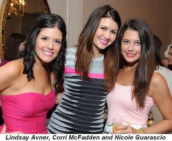 Blog 1 - Lindsay Avner, Corri McFadden and Nicole Guarascio