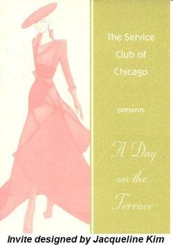 Invite designed by Jacqueline Kim