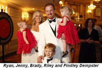 Blog 1 - Ryan, Jenny, Brady, Riley and Findley Dempster