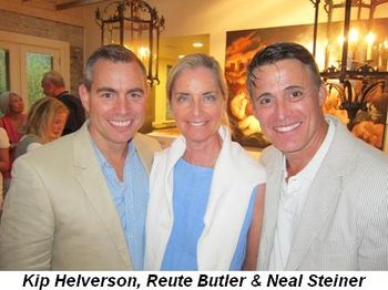 Blog 6 - Kip Helverson, Reute Butler and Neal Steiner