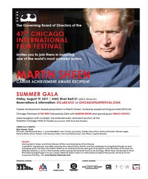 Summer Gala with Martin Sheen