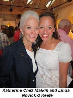Blog 2 - Katherine Chez Malkin and Linda Novick O'Keefe