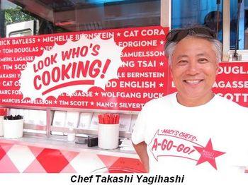 Blog 1 - Chef Takashi Yagihashi