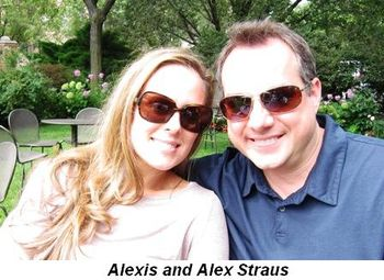 Blog 8 - Alexis and Alex Straus
