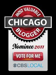 Most Valuable Blogger Nominee Logo
