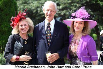 Blog 2 - Marcia Buchanan, John Hart, Carol Prins