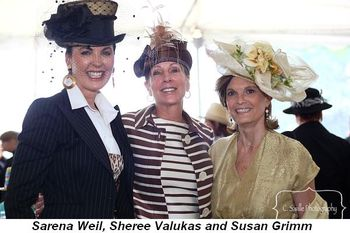 Blog 5 - Sarena Weil, Sheree Valukas and Susan Grimm