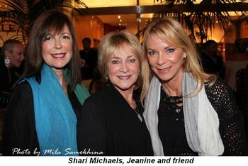 Blog 4 - Shari Michaels, Jeanine and friend