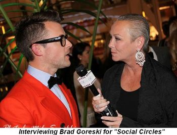 Blog 7 - Interviewing Brad Goreski for Social Circles