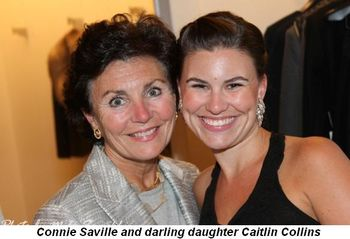 Blog 11 - Connie Saville and darling daughter Caitlin Collins