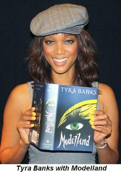 Blog 1 - Tyra Banks with Modelland