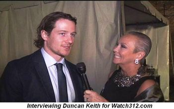 Blog 5 - Interviewing Duncan Keith for Watch312com