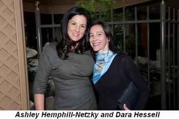 Blog 2 - Ashley Hemphill-Netzky and Dara Hessell