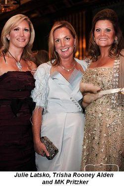 Blog 5 - Julie Latsko, Trisha Rooney Alden, MK Pritzker