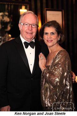 Blog 8 - Ken Norgan and Joan Steele