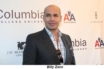 Blog 2 - Billy Zane