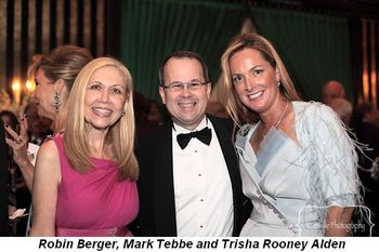 Blog 10 - Robin Berger, Trisha Rooney Alden and friend