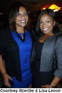 Blog 12 - Courteney Nzeribe and Lisa Lenoir