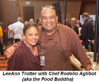 Blog 2 - Food_Buddha, LeeAnn_Trotter