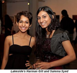 Blog 7 - Lakeside's Harman Gill and Saiema Syed