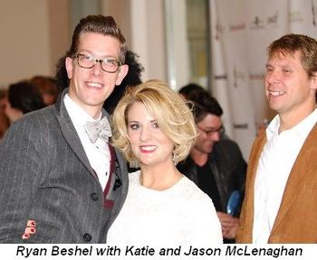 Blog 8 - Ryan Beshel, Katie and Jason McLenaghan