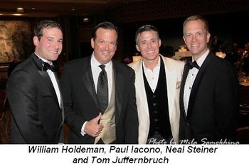 Blog 5 - William Holdeman, Paul Iacono, Neal Steiner and Tom Juffernbruch