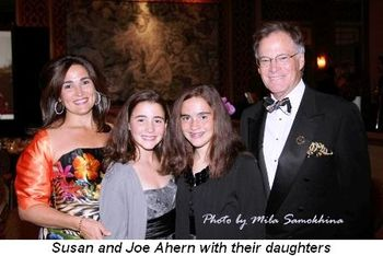 Blog 11 - Susan and Joe Ahern with family