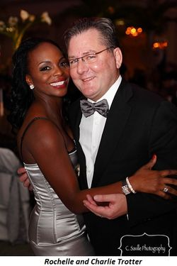 Blog 7 - Rochelle and Charlie Trotter
