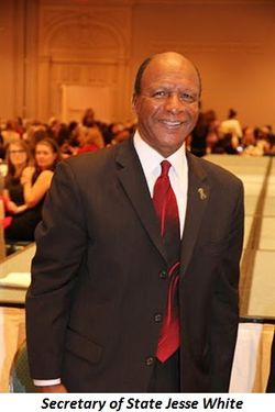 Blog 15 - Secretary of State Jesse White