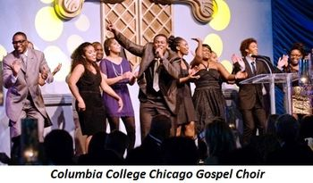 Blog 4 - Columbia College Chicago Gospel Choir