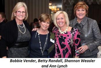 Blog 2 - Bobbie Vender, Betty Rendell, Shannon Weasler, Ann Lynch
