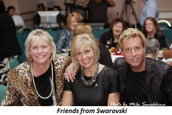 Friends from Swarovski
