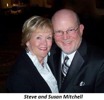 Blog 6 - Steve and Susan Mitchell