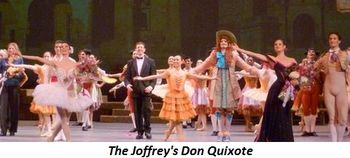 Blog 4 - Joffrey in Don Quixote