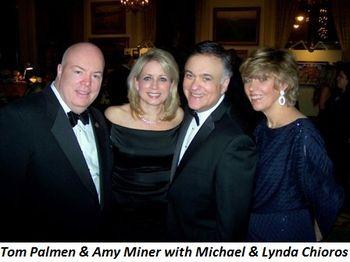 Blog 3 - Tom Palmen and Amy Miner