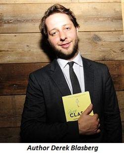 Blog 1 - Author Derek Blasberg