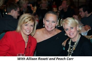 Blog 16 - With Allison Rosati and Peach Carr