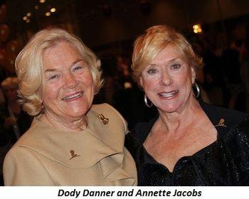 Blog 17 - Dody Danner and Annette Jacobs