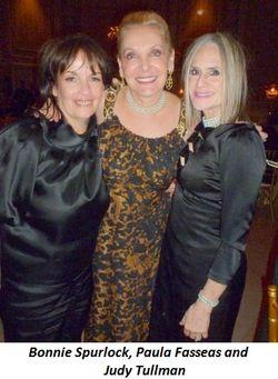 Blog 1 - Bonnie Spurlock, Paula Fasseas and Judy Tullman