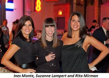 Blog 6 - Ines Monte, Suzanne Lampert and Rita Mirman
