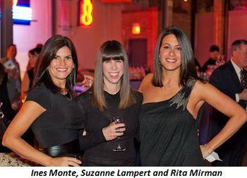 Blog 6 - Ines Monte, Suzanne Lampert and Rita Mirman