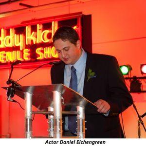 Blog 9 - Actor Daniel Eichengreen