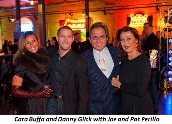 Blog 8 - Cara Buffa, Danny Glick, Joe and Pat Perillo
