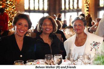Blog 4 - Belvon Walker (R) and friends