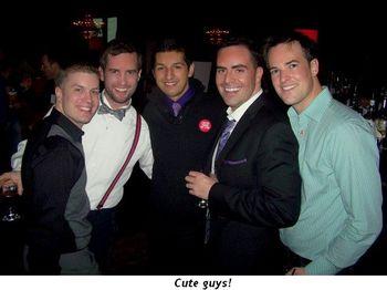 Blog 6 - Cute Guys!