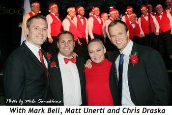 Blog 7 - With Mark Bell, Matt Unertl and Chris Draska