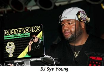 Blog 9 - DJ Sye Young