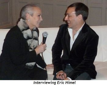 Blog 4 - Interviewing Eric Himel